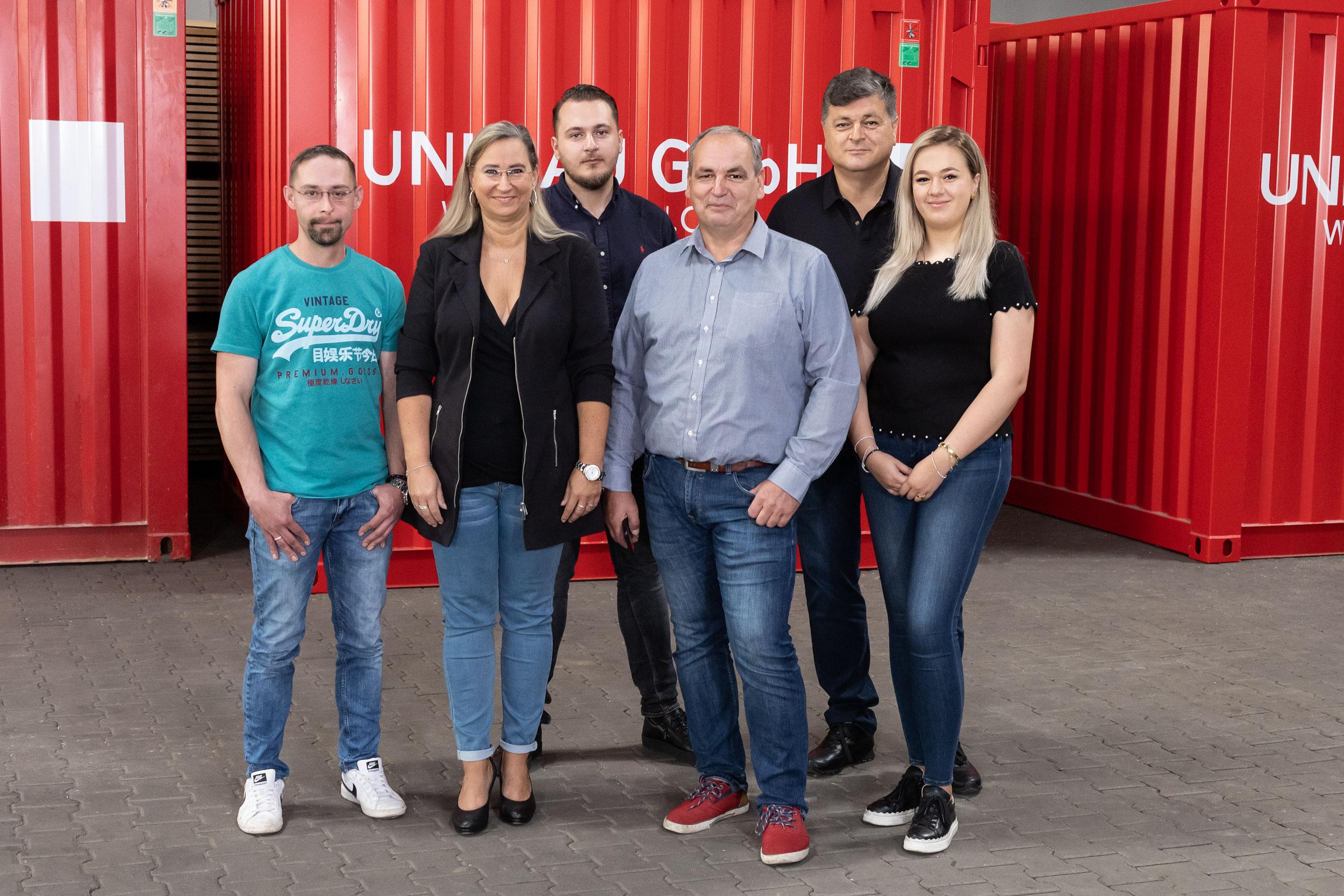 Team UNI-Bau GmbH